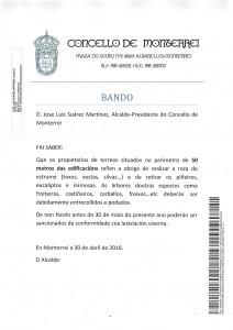 BANDO DESBROCES 2018