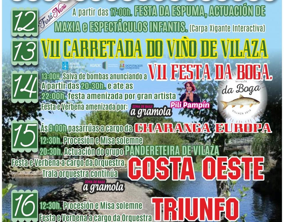 cartel vilaza