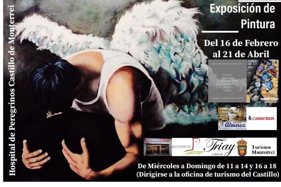 cartel exposicion Ana Arias