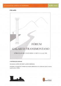 FORUM GALAICO - TRANSMONTANO
