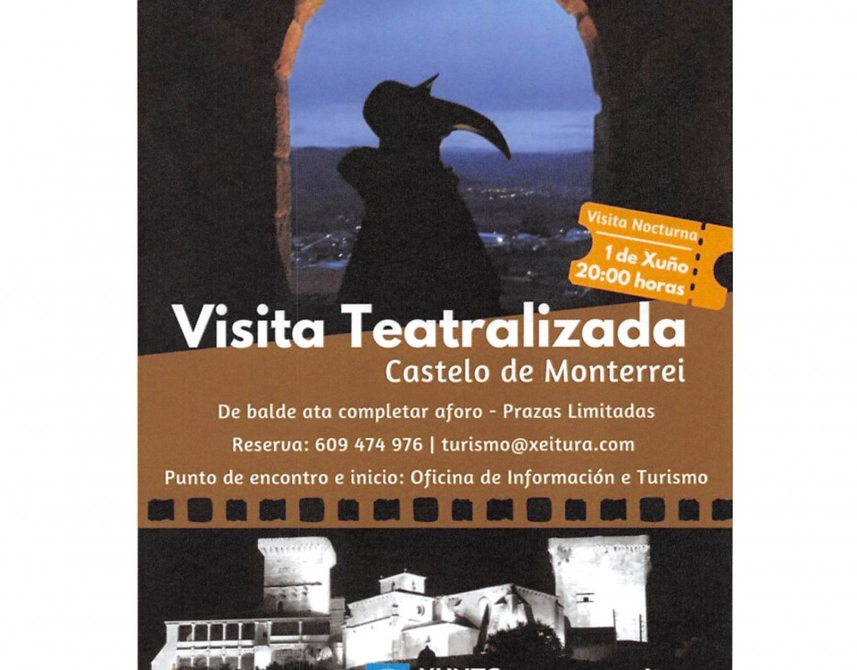 VISITA TEATRALIZADA