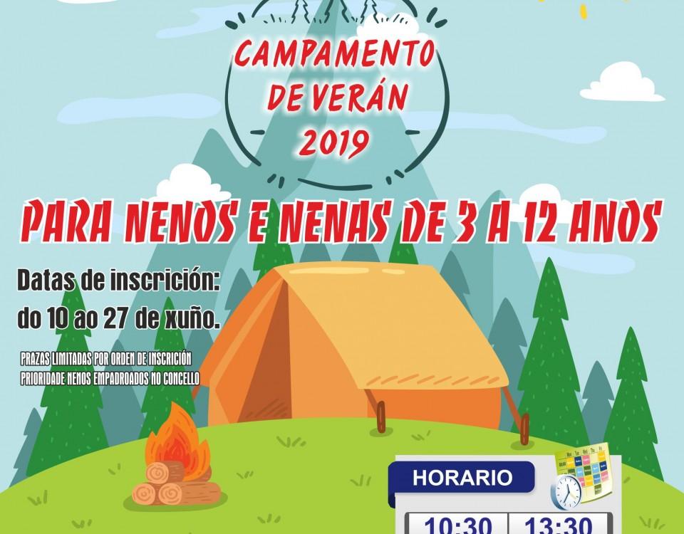 Campamento Veran - Monterrei