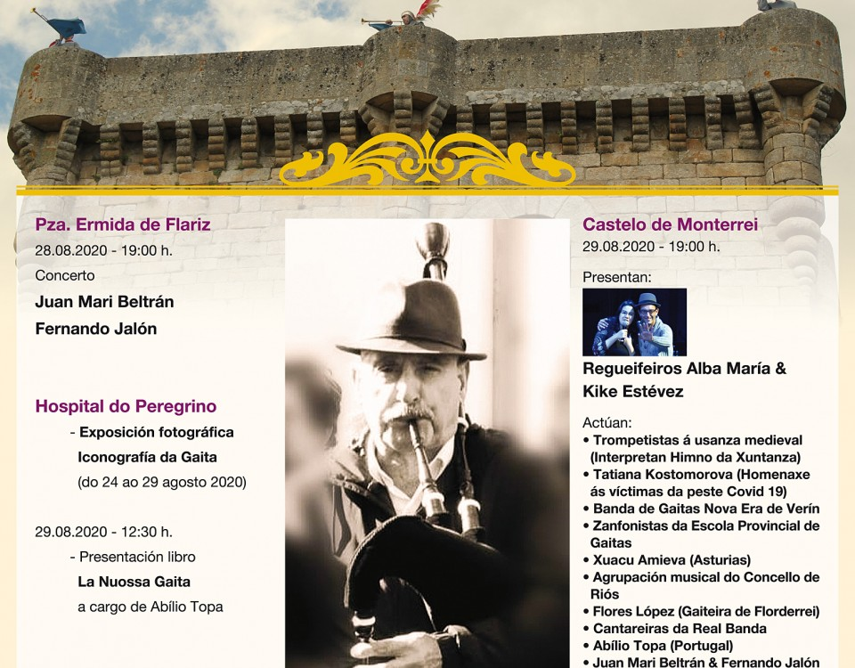 CARTAZ XUNTANZA GAITEIROS MONTERREI